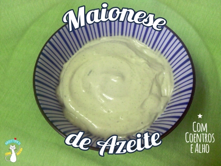 Maionese de Azeite