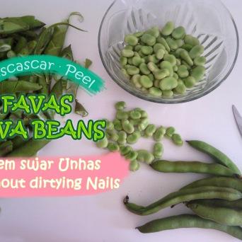 Dicas: https://arquetipicocozinhainusitada.wordpress.com/2016/04/11/como-descascar-favas-sem-sujar-unhas-how-to-peel-fava-beans-without-dirtying-nails/