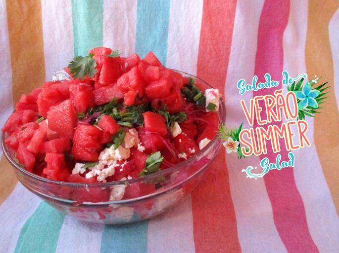 Salada de Verão Summer Salad