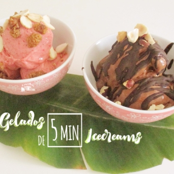 Receita/Recipe: https://arquetipicocozinhainusitada.wordpress.com/2016/07/08/gelado-ice-cream/