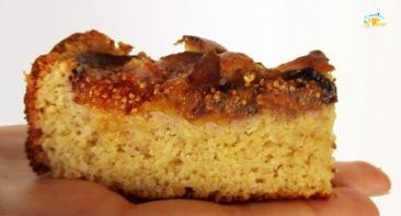 Tarte de figo e Amêndoa - Fig Almond Tart zoom