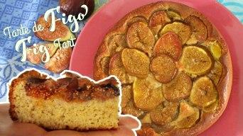 Receita/Recipe: https://arquetipicocozinhainusitada.wordpress.com/2016/07/01/tarte-de-figo-fig-tart/