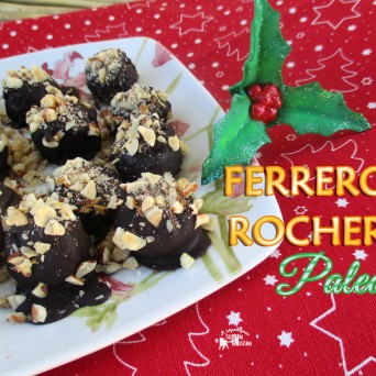Receita/Recipe: https://arquetipicocozinhainusitada.wordpress.com/2016/12/22/ferrero-rocher-paleo-chocolate-caseiro-de-manteiga-de-cacau-homemade-cacao-butter-chocolate/