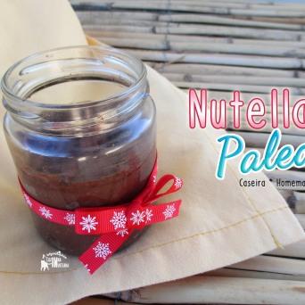 Receita/Recipe: https://arquetipicocozinhainusitada.wordpress.com/2016/12/20/nutella-paleo-caseira-homemade/