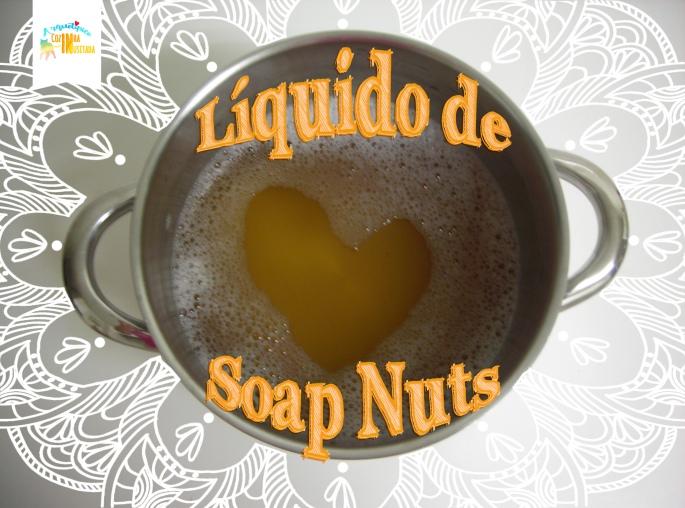 Líquido de Soap Nuts