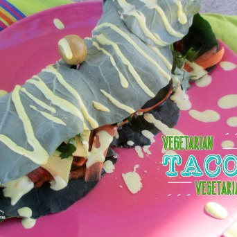 Receita/Recipe: https://arquetipicocozinhainusitada.wordpress.com/2017/02/02/tacos-vegetarianos-crus-raw-vegetarian-tacos/