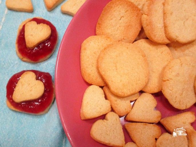 Bolachas Areadas Paleo - Paleo Shortbread Cookies zoom