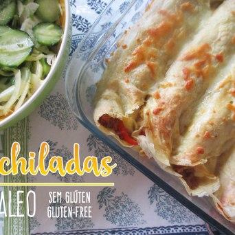 Receita/Recipe: https://arquetipicocozinhainusitada.wordpress.com/2017/04/21/as-mais-saborosas-enchiladas-paleo-sem-gluten-the-best-paleo-and-gluten-free-enchiladas/