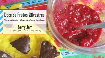 Receita/Recipe: https://arquetipicocozinhainusitada.wordpress.com/2017/04/07/doce-de-frutos-silvestres-sem-acucar-e-com-textura-de-doce-sugar-free-berry-jam-with-consistency/