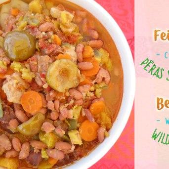 Receita/Recipe: https://arquetipicocozinhainusitada.wordpress.com/2017/07/12/feijao-com-peras-selvagens-beans-with-wild-pears/