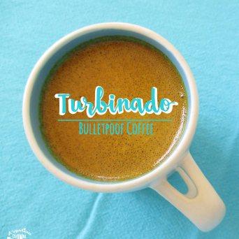 Receita/Recipe: https://arquetipicocozinhainusitada.wordpress.com/2017/07/06/turbinado-bullet-proof-coffee-como-fazer-minha-experiencia-e-dicas-canela-verdadeira-vs-falsa/
