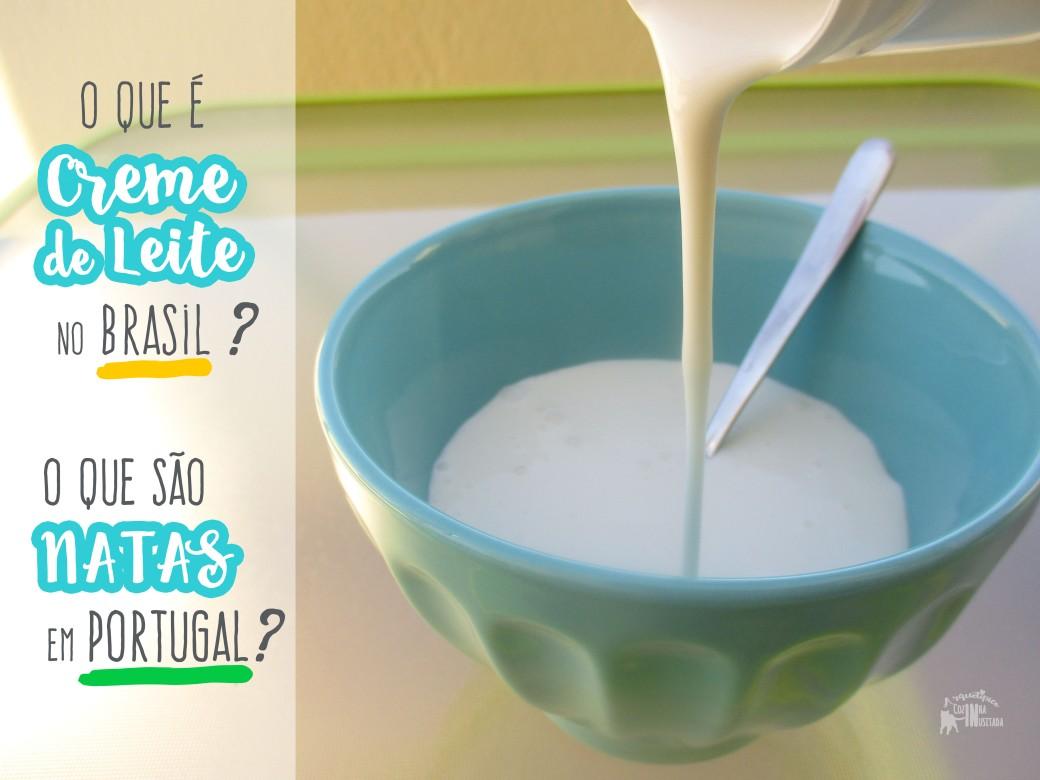 O que é Creme de Leite no Brasil - O que são Natas em Portugal - E termos em Inglês.jpg