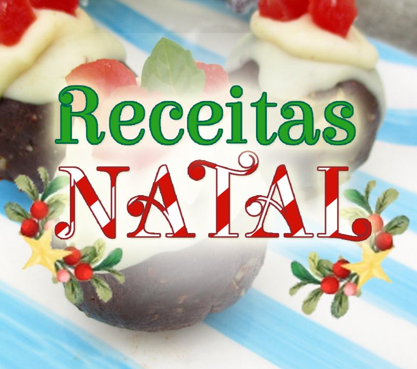 Receitas Natalícias