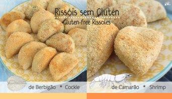 Receita/Recipe: https://arquetipicocozinhainusitada.wordpress.com/2018/08/14/2-receitas-de-rissois-sem-gluten-berbigao-e-camarao-portuguese-gluten-free-cockle-rissoles-and-shrimp-rissoles/
