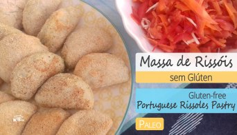 Receita/Recipe: https://arquetipicocozinhainusitada.wordpress.com/2018/08/03/massa-de-rissois-sem-gluten-gluten-free-portuguese-rissoles-pastry/