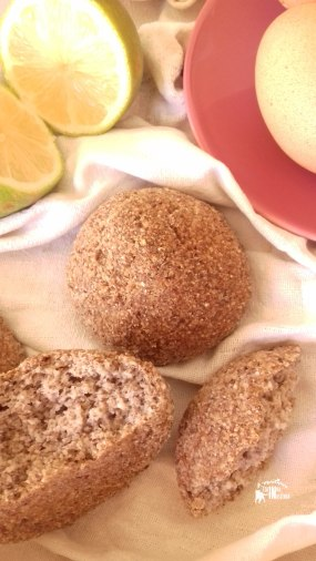 Pão de Amêndoa e Côco - Keto, Vegan e Sem Glúten zoom 2