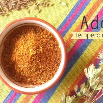 Receita/Recipe: https://arquetipicocozinhainusitada.wordpress.com/2018/11/20/adobo-tempero-mexicano