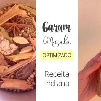 Receita/Recipe: https://arquetipicocozinhainusitada.wordpress.com/2018/11/08/garam-masala-optimizado-receita-indiana