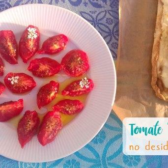 Receita/Recipe: https://arquetipicocozinhainusitada.wordpress.com/2019/05/21/tomate-assado-no-desidratador/