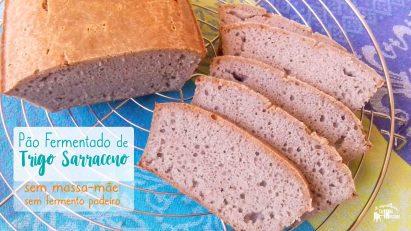 Receita/Recipe: https://arquetipicocozinhainusitada.wordpress.com/2019/06/19/pao-de-trigo-sarraceno-fermentado-sem-massa-mae-e-sem-fermento-padeiro/